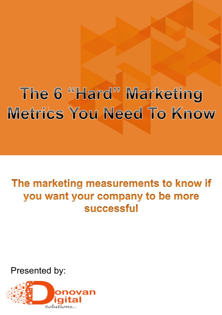 Inbound Marketing Metrics For Success